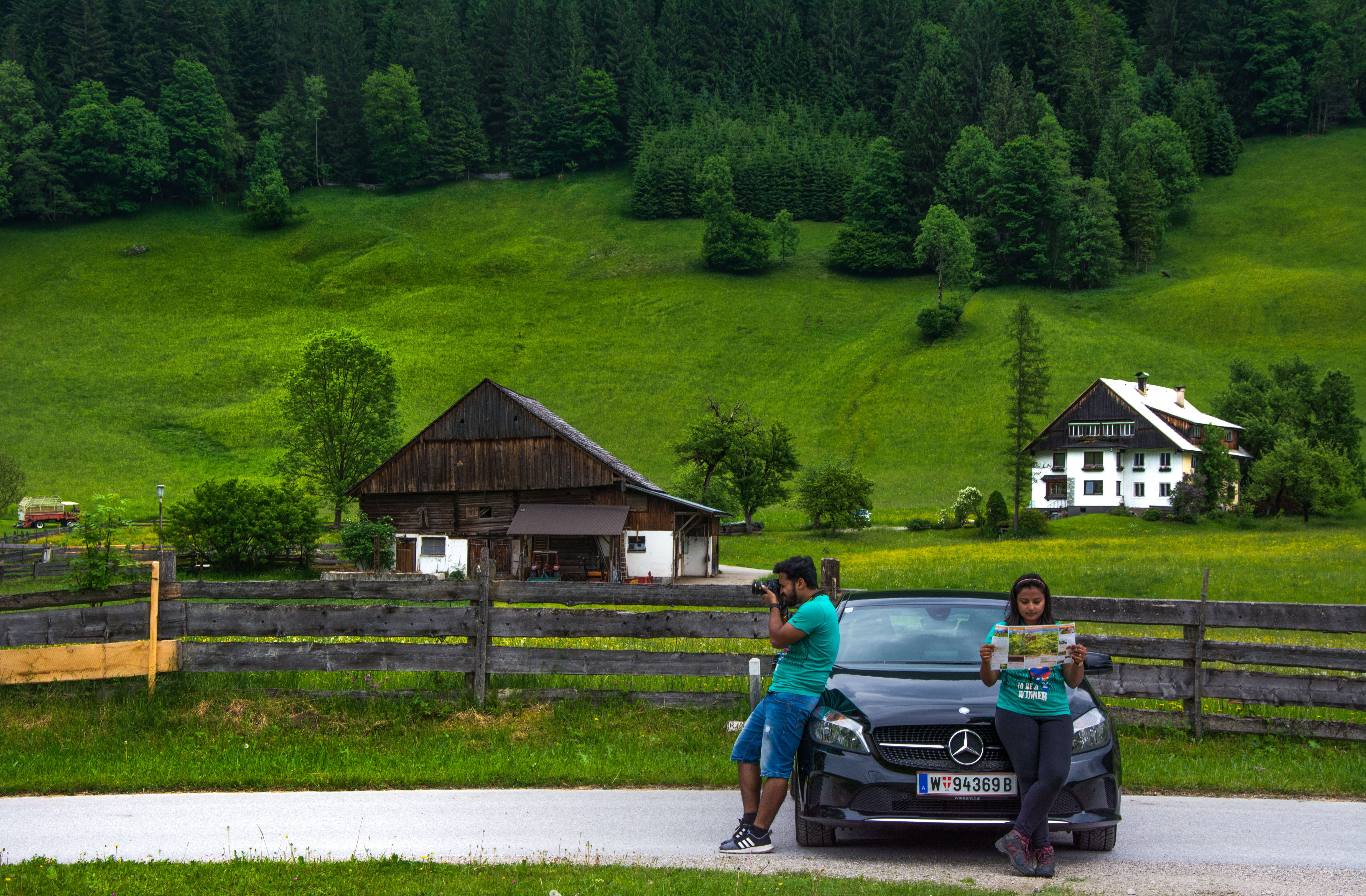 It was an amazing stay in this scenic village of Austria called Gosau : TravelAnubhav (Travel Anubhav).