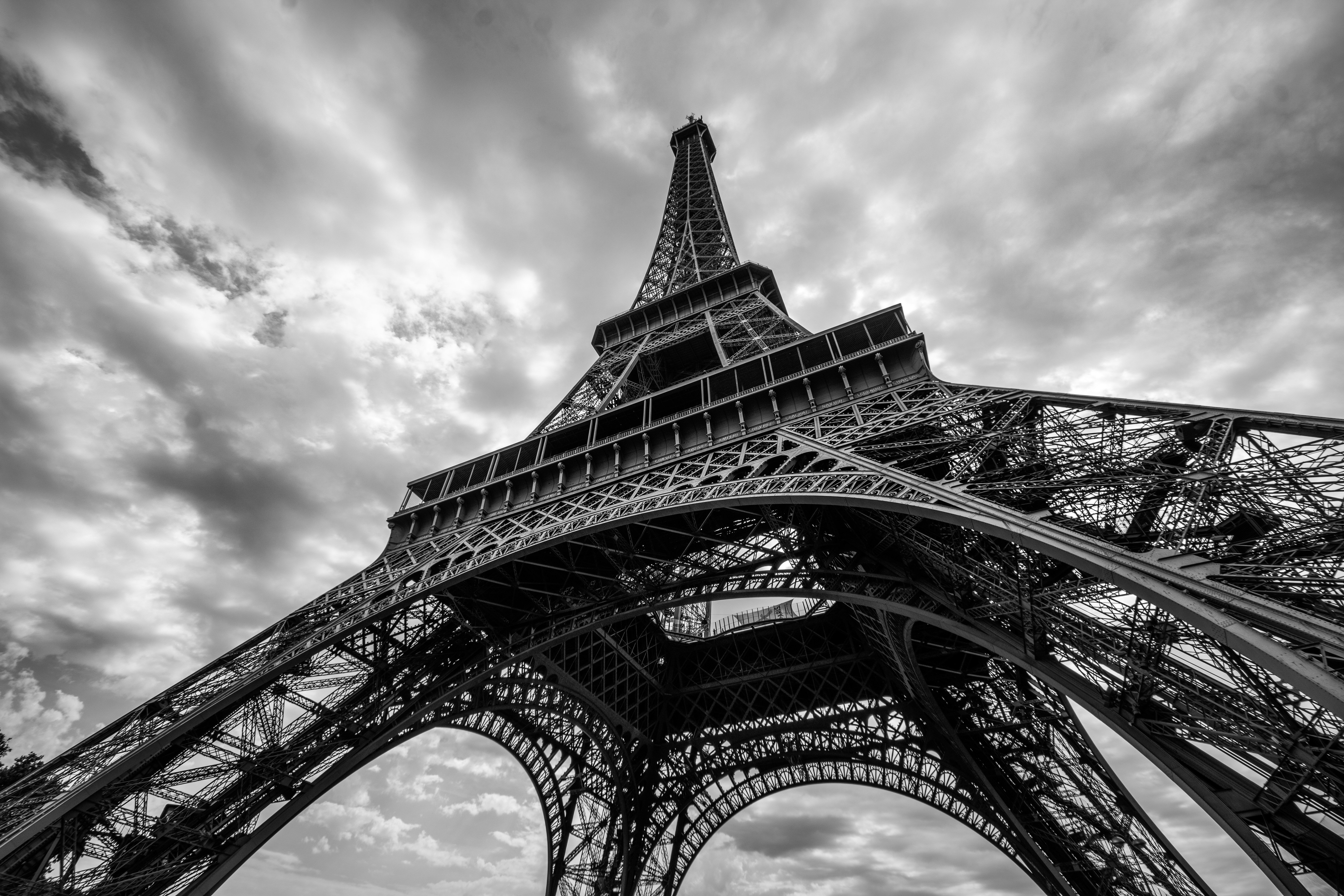 Distinctive view of the Eiffel Tower by Travel Anubhav.