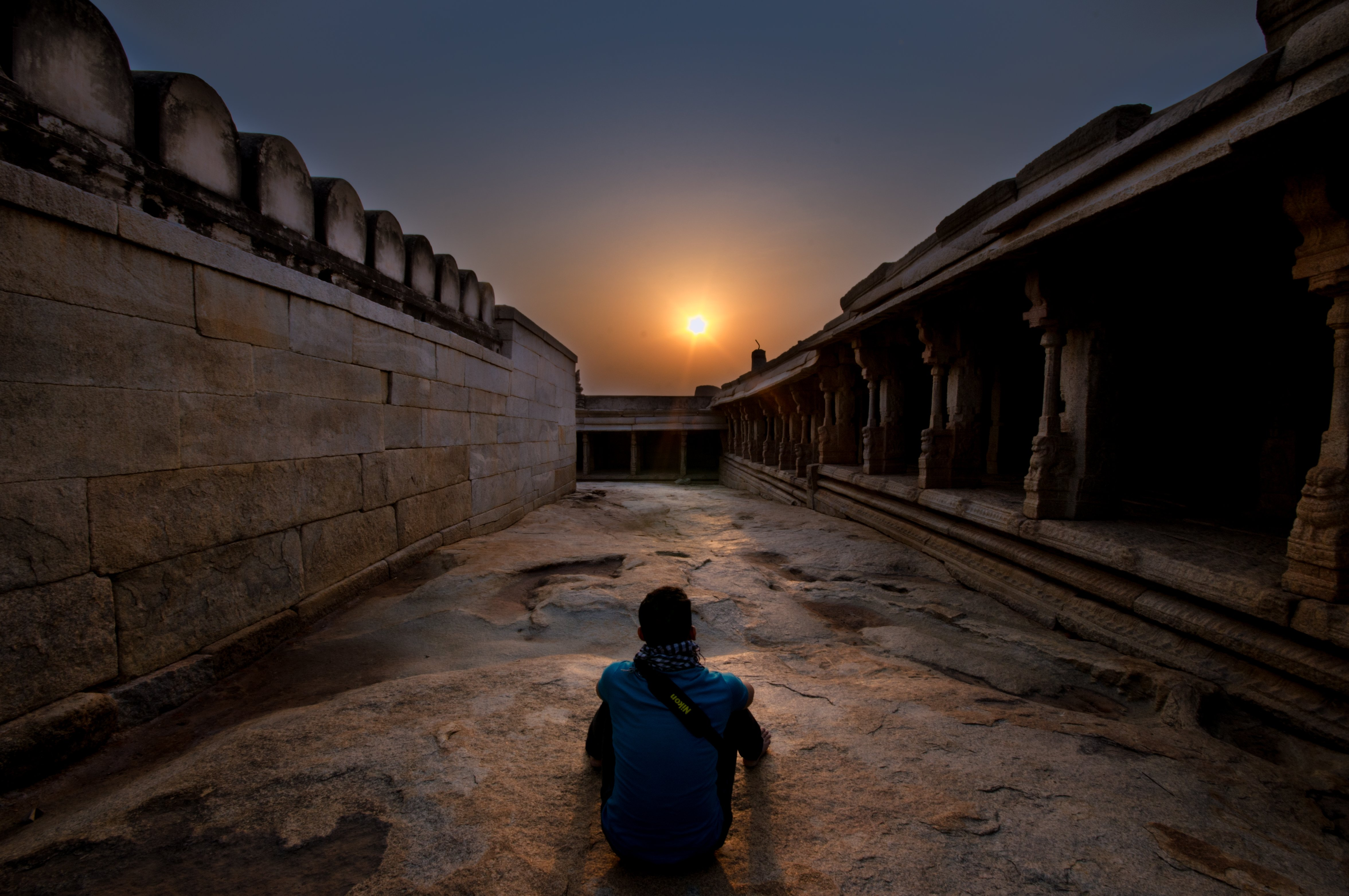 Sunrise road trip from Bangalore to Lepakshi by Travel Anubhav