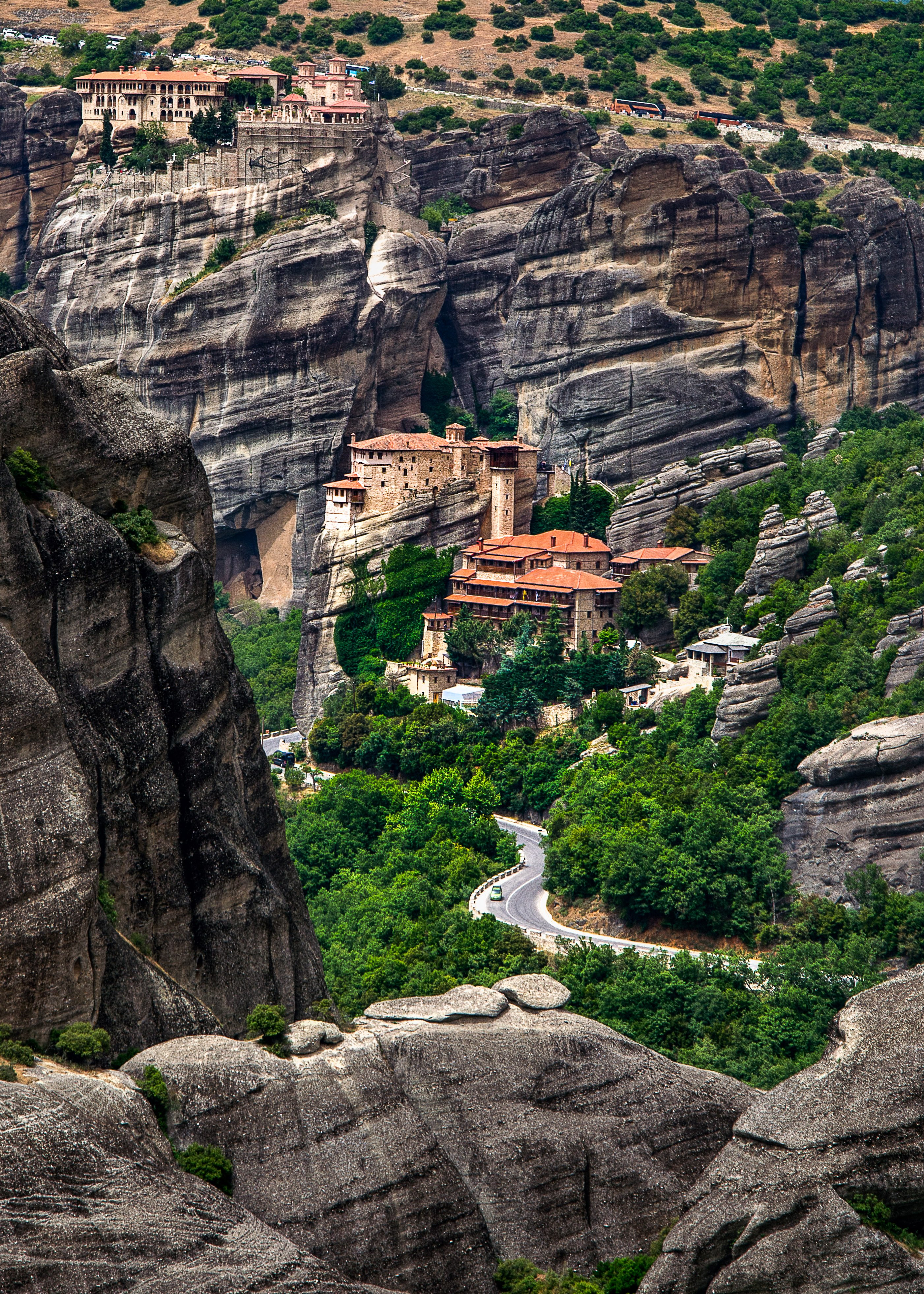 Photography guid by TravelAnubhav to Meteora, Greece